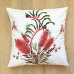 Native Australian Bouquet cushion cover