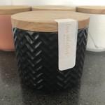 Driftwood & Salt Ceramic Soy Candle 300g
