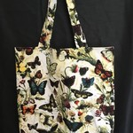 Tote Bag - Butterfly Print