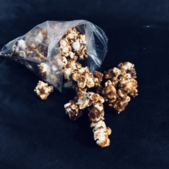 Salted Caramel Popcorn {7-8 cups}