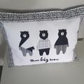 Nursery Cushion/nursery decor/baby shower gift