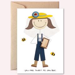 Sweet As Can Bee (The Doris)