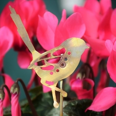 Fairy Wren Garden Decoration