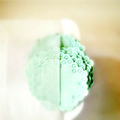 Mint Doily Seals {20} | Mint Envelope Seals | Baby Shower Announcement