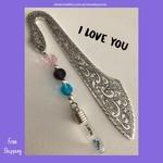 I LOVE YOU - bookmark