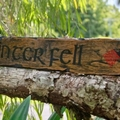 Winterfell Game of Thrones Reclaimed Timber Sign