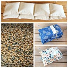 1x 1.0 kg Wheat bags ( Plain or Herbal)