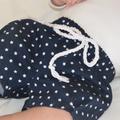 navy star shorts, unisex shorts, newborn to 3 years