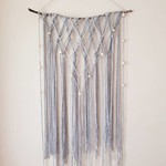 Grey Wall Hanging