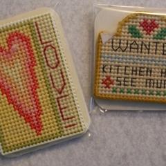 Fridge Magnets Set#4