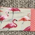 Flamingos purse