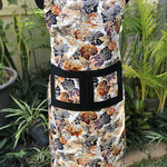 Floral Apron - Autumn Tone - Limited Edition