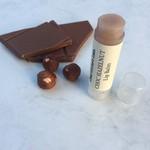 Choc Hazelnut Lip Balm  - tastes like nutella!!