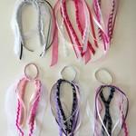 Handmade hair ties