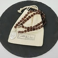 Silver Tribal Pendant Necklace