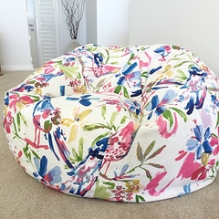 Kids Bean Bag. Nature's Garden.