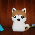 Shiba Inu Plush / Akita Inu Plush / Shiba Inu Softie / Akita Inu Softie / Dog