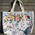 Tea Towel linen Market Tote Bag - Choose One