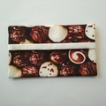 Travel Tissue Holder - Chocolate Lovers - Handbag Accessories - Practical Gift
