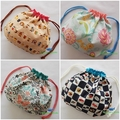 Drawstring Pouch / Drawstring Bag / Craft Bag / Project Bag / Bag / Pouch