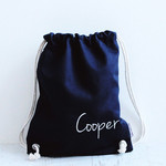 Name Bag Navy