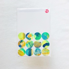Greeting card - Blank