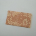 Travel Tissue Holder - French Country style - Handbag Accessory - Gift for Her