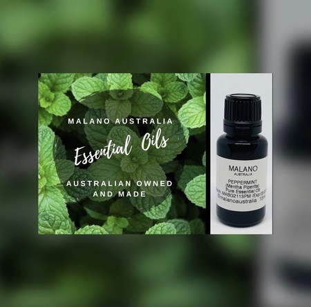 Peppermint 15ml Pure Essential Oil