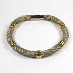 Florence Collection - Recycled silk bracelet