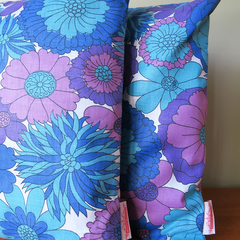 Retro Flower Power Cushion