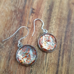 Sunshine sparkle earrings