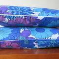 Retro Flower Power Cushion