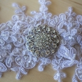 Florence Lace Hair Comb