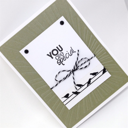 Blank Card - YOU are special