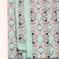 100% Cotton Wrap Koala Print, 90cm x 90cm