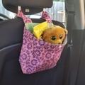 Handlebar Bag | Scooter Bag | Bike Bag | Flowers | Free Shipping