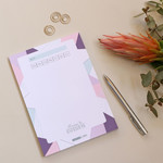 Chameleon A5 'Always Be Awesome' Notepad