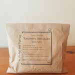 Bath Salts - 500g Bag - Raspberry Cheesecake