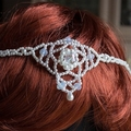 Woven Beaded Hair Jewellery