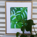 Palms - Limited Edition A4 Print (Ed. 10 of 50)