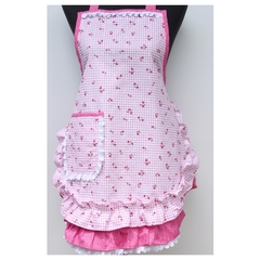 Strawberry Jam ladies apron