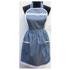 Polkadots and Moonbeams ladies traditional apron