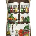 Metro Retro - Vintage Cooks Kitchen - Tea Towel Apron