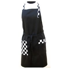 Men's apron - Midnight Gourmet