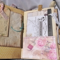 Writing...Travel Journal all handmade...