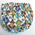 """Size 1 to 3 Months - """"Happy Monkeys"""""""