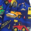 "Size 3 ""Trucks & Diggers"" Shorts"