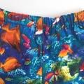 "Size 3 - ""Tropical Fish"" Shorts"