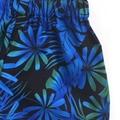 """Sizes 3 & 4 - """"Blue Palms"""" Shorts"""