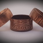 Irish Penny Coin Ring